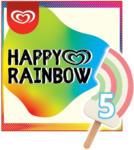 BILLA Eskimo Happy Rainbow 5er