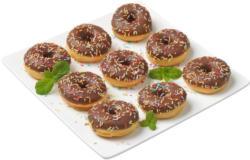 Simpsons Donuts Mini Brown 9er