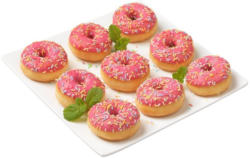 Simpsons Donuts Mini Pink 9er