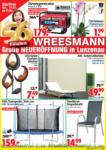 Wreesmann Große NEUERÖFFNUNG in Lunzenau - bis 20.03.2020