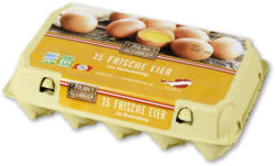 Ich bin Österreich 15 Frische Eier aus Bodenhaltung