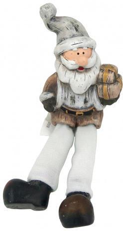 Kantenhocker-Weihnachtsmann