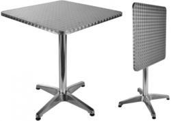 Bistro-Tisch Aluminium