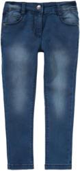 Mädchen Skinny-Jeans mit Schiebeknopf