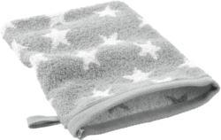 Waschhandschuh mit Stern-Allover (Nur online)