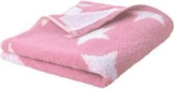 Handtuch mit Stern-Allover