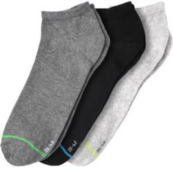 3 Paar Jungen Sneaker-Socken im Set