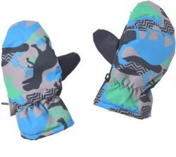 Baby Handschuhe mit Dino-Motiv