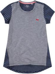 Mädchen T-Shirt mit Kirsch-Stickerei