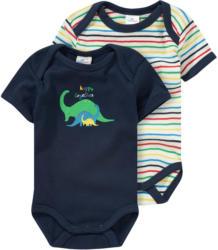 2 Baby Bodys in buten Farben