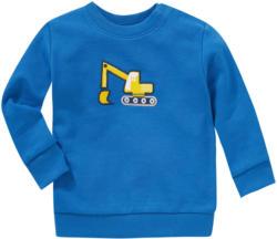 Jungen Sweatshirt mit Bagger-Applikation (Nur online)