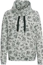 Damen Sweatshirt mit Allover-Motiv