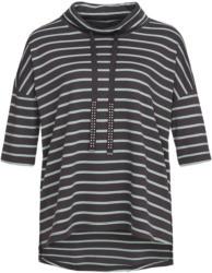 Damen Long-Shirt mit Rollkragen