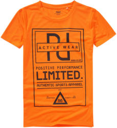 Jungen Sport-T-Shirt mit Message-Print