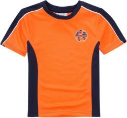 Jungen Sport T-Shirt mit Fussball-Print