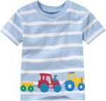 Ernsting's family Jungen T-Shirt mit Trecker-Applikation