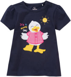 Baby T-Shirt mit Enten-Applikation