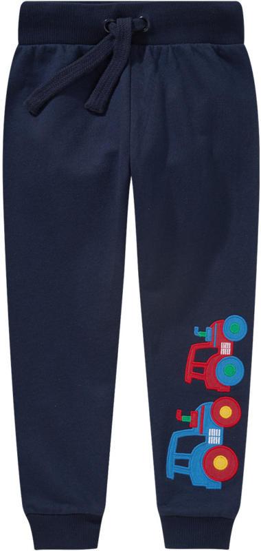 Jungen Jogginghose mit Trecker-Applikation