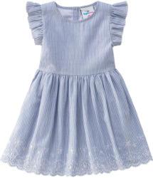 Baby Kleid im feinen Streifen-Look