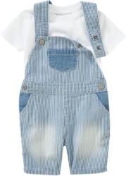 Baby Latzshorts und T-Shirt im Set