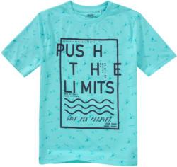 Jungen T-Shirt mit Allover-Print