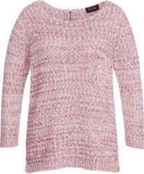 Damen Pullover mit Reißverschluss im Nacken (Nur online)