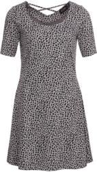 Damen Kleid mit Jacquard-Muster (Nur online)