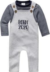 Newborn Strampler und Langarmshirt Born 2020 (Nur online)