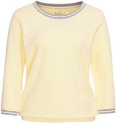 Damen Sweatshirt mit elastischem Saum