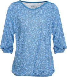 Damen Shirt mit Allover-Print
