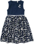 Ernsting's family Festliches Mädchen Kleid mit Blumen-Allover