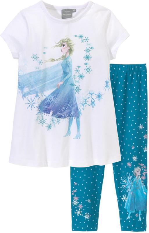 Die Eiskönigin 2 T-Shirt und Leggings im Set