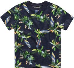 Jungen T-Shirt mit Palmen-Print