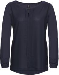 Damen Langarmshirt mit Faltenbesatz (Nur online)