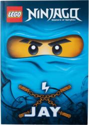 """LEGO Ninjago Buch """"Jay"""""""