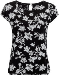 Damen T-Shirt im floralen Look