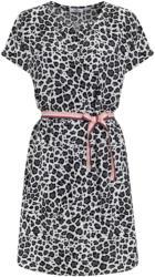 Damen Kleid im Leoparden-Dessin