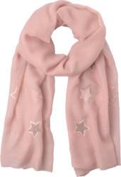 Damen Tuch mit Stern-Motiven