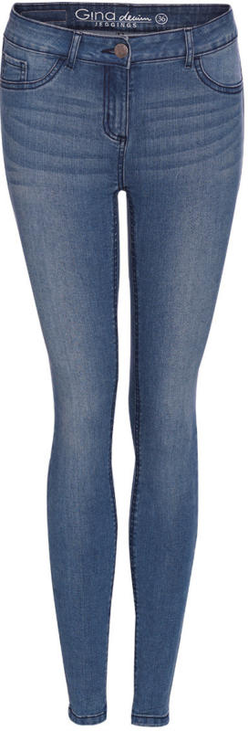 Damen Superflexible-Jeggings mit engem Bein (Nur online)