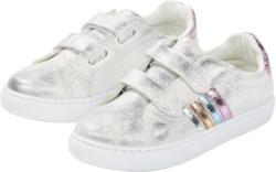 Mädchen Sneaker im Glitzer-Look