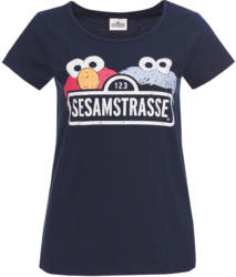 Sesamstraße T-Shirt mit großem Print