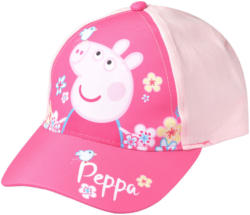 Peppa Pig Kappe mit großem Motiv