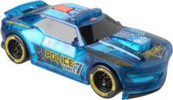 Lightstreak Polizeiauto mit Licht und Sound