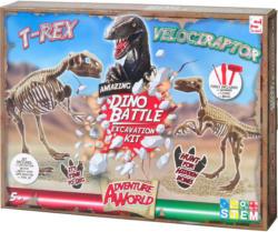 Sambro Dino Battle zum Ausgraben