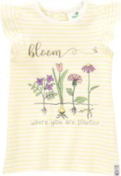 Baby T-Shirt mit Blumen-Print