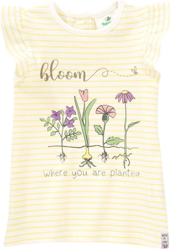 Baby T-Shirt mit Blumen-Print (Nur online)