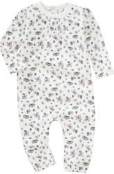 Newborn Schlafanzug mit Blümchen allover