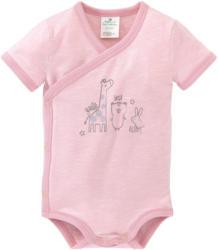 Baby Wickelbody mit süßem Tier-Motiv