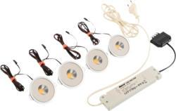 DES 6000 LED-Leuchten Deckeneinbauset