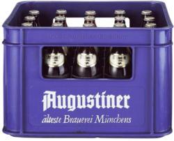 Augustiner Edelstoff 20 x 0,5 Liter, jeder Kasten